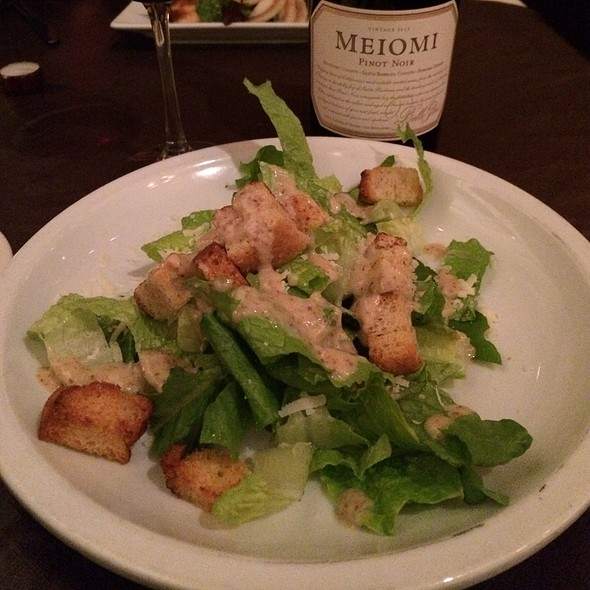 Caesar Salad - McEwen's on Monroe, Memphis, TN