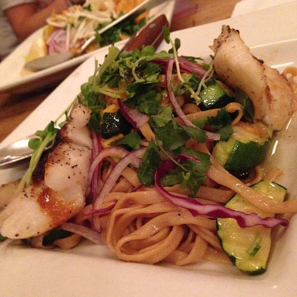Miso Black Cod With Egg Noodles @ B*Star
