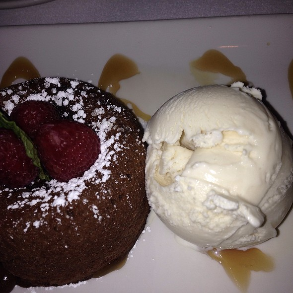 Chocolate Cake - Morton's The Steakhouse - Chicago - The Original, Chicago, IL