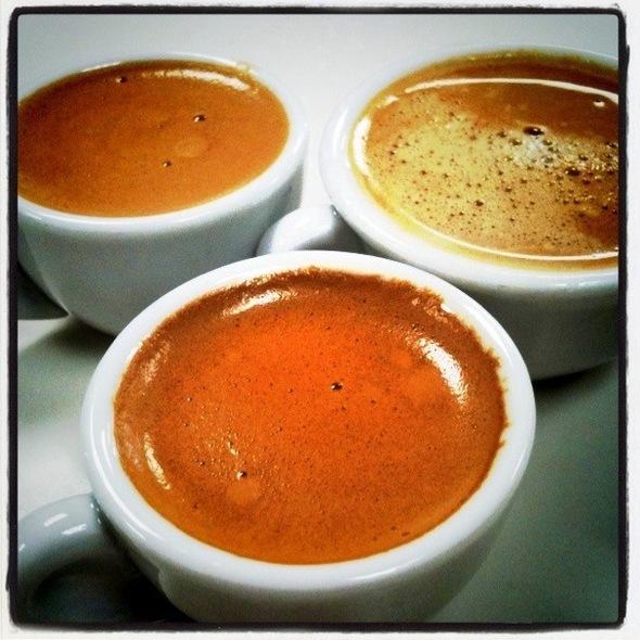 Cafe Cubano @ Versailles Restaurant