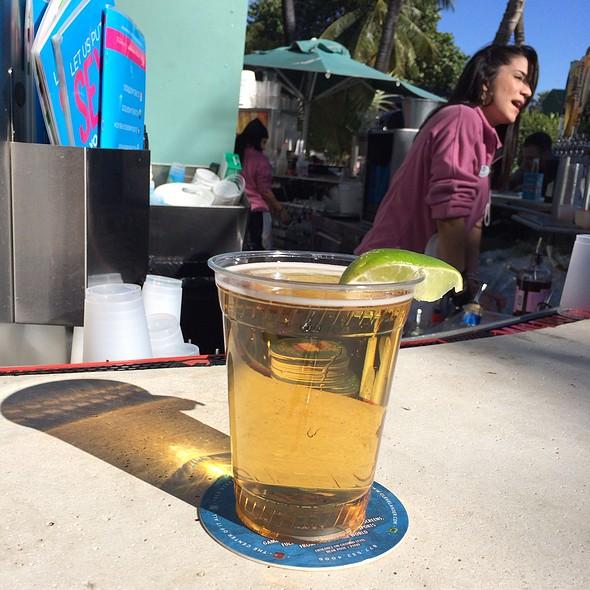 Corona Light Beer  @ Clevelander Hotel
