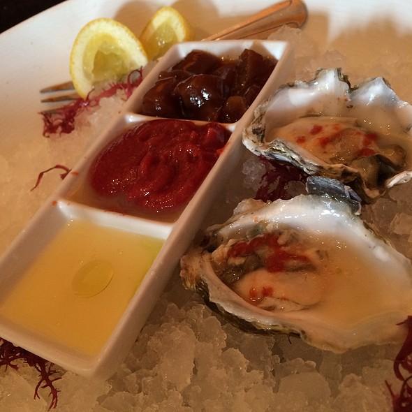 Blue Point Oysters @ Sushi Samba Dromo