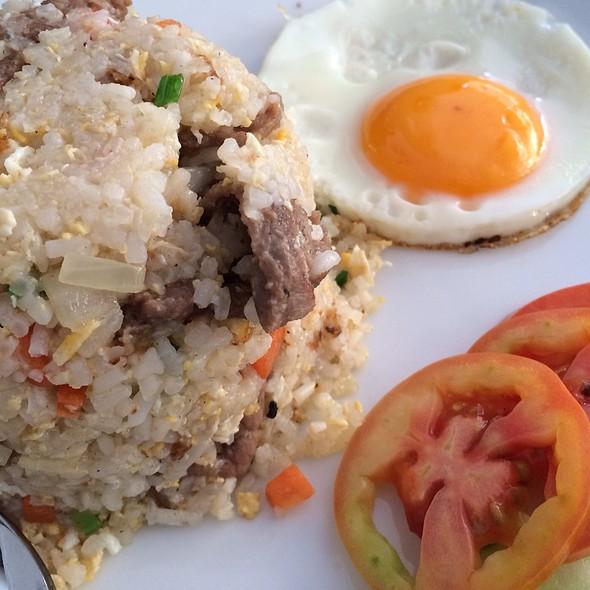 beef fried rice @ Krabi Mercure