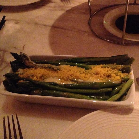 Roasted Asparagus - D.O.C.G. Enoteca by Scott Conant, Las Vegas, NV