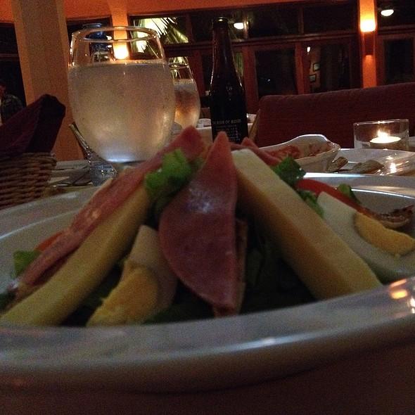 Chef's Salad @ Jaguar Reef Lodge and Spa