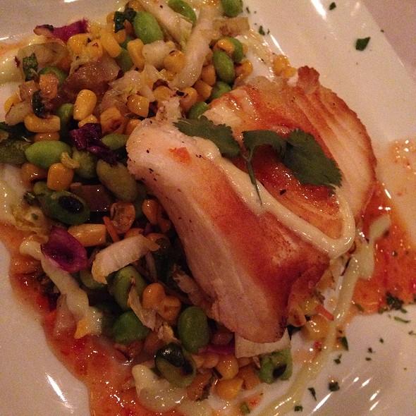 Chilean Sea Bass - The Union Kitchen (Memorial Dr), Houston, TX
