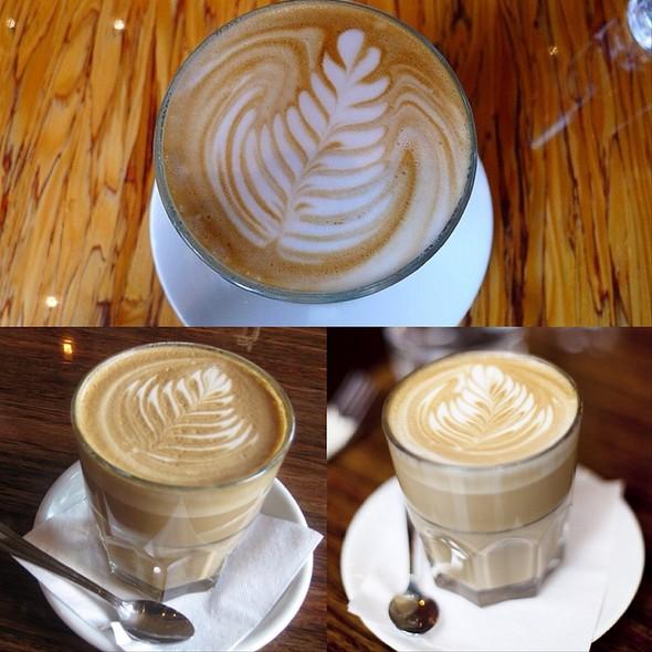 Lavender Cafe Latte