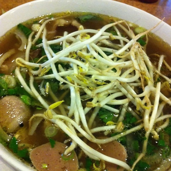 Pho @ Fawn's Asian Cuisine