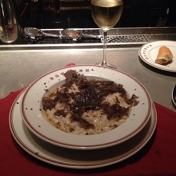 Black Truffle Risotto @ Bouchon