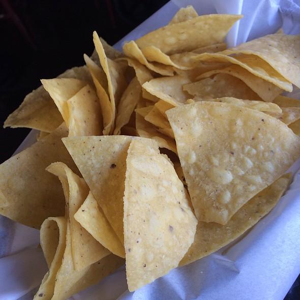 Tortilla Chips @ Guaymas Restaurant