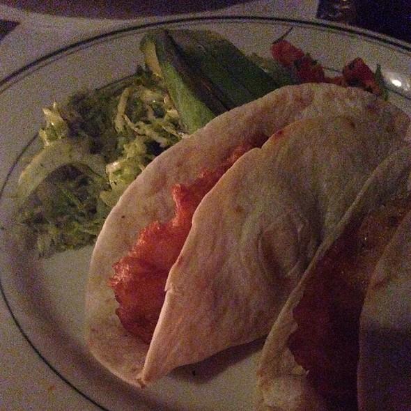 fish tacos @ Cat N' Fiddle Pub & Restaurant