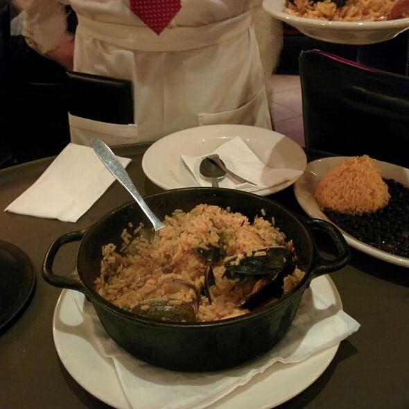 Valencia Paella @ Cabana Restaurant