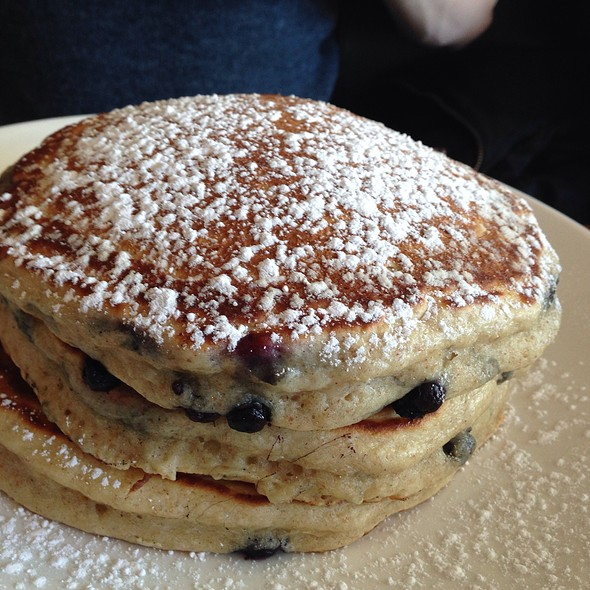 Blueberry Pancakes - Heirloom - New Haven, New Haven, CT