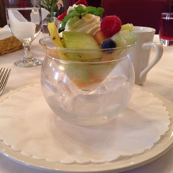 Seasonal Fruit Salad - The Elkridge Furnace Inn, Elkridge, MD