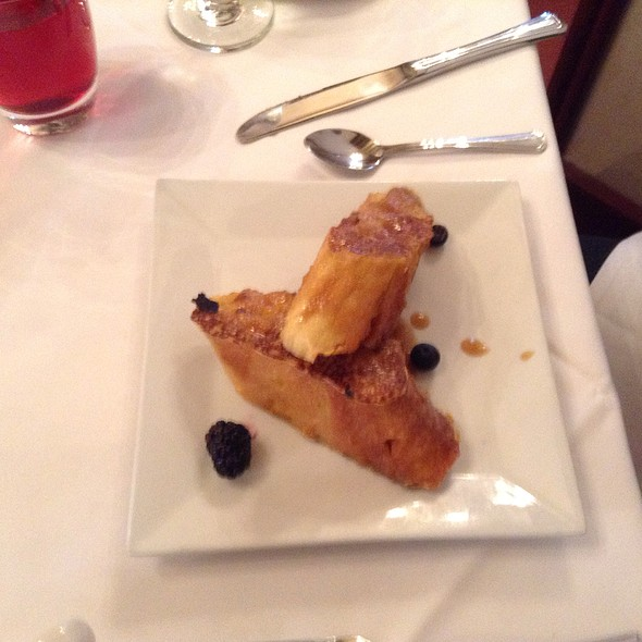 French Toast - The Elkridge Furnace Inn, Elkridge, MD