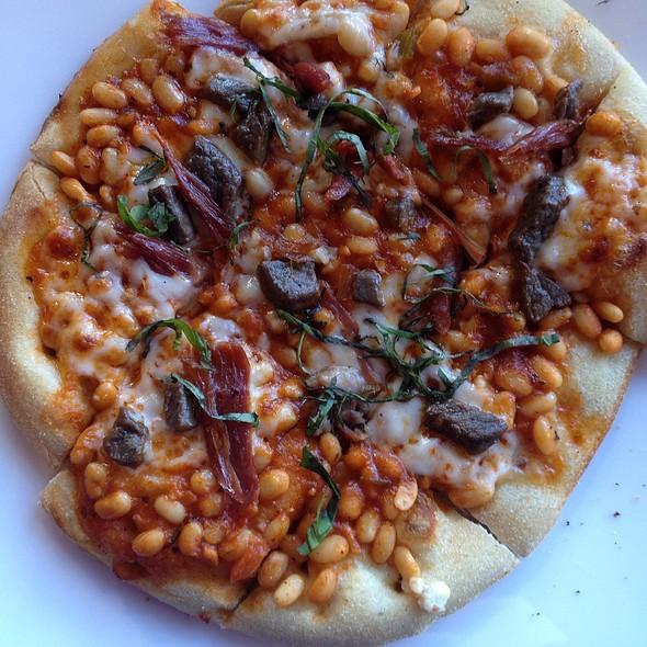 Elk & Duck Confit Pizza - The 10th, Vail, CO