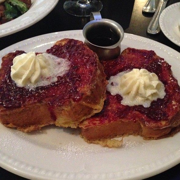French Toast - Currant American Brasserie, San Diego, CA