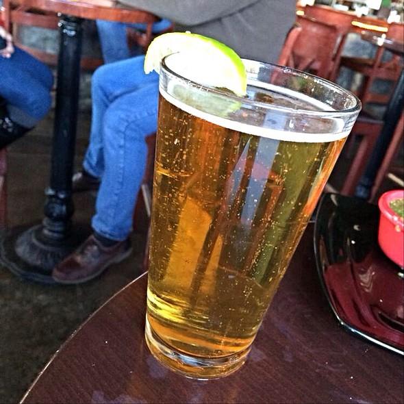 Tecate Beer @ Guaymas Restaurant