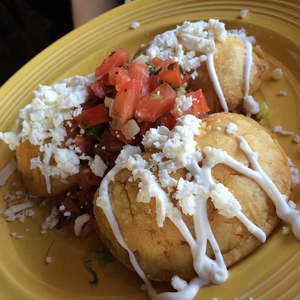 empanadas @ Guaymas Restaurant