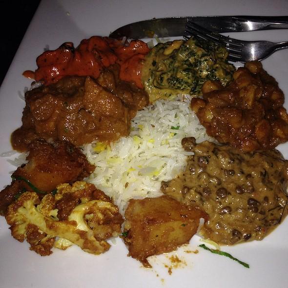 Feast shot. - Saffron Indian Cuisine Orlando, Orlando, FL