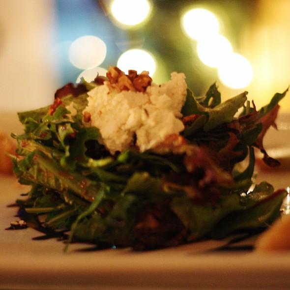 Maura's Fabulous Salad - The Daily Planet, Burlington, VT