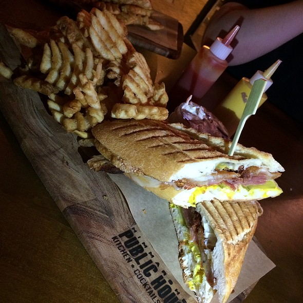 The Cubano @ Himmarshee Public House