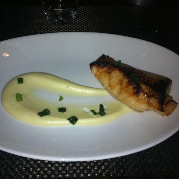 Black Cod With Honey Glaze @ Blt Steak