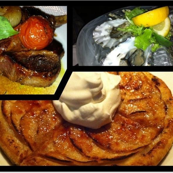 Pork Chop @ Le Bistro