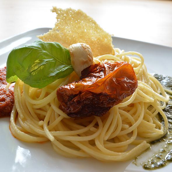 Spaghetti @ Pizzeria Locanda alla Stella S.a.s.