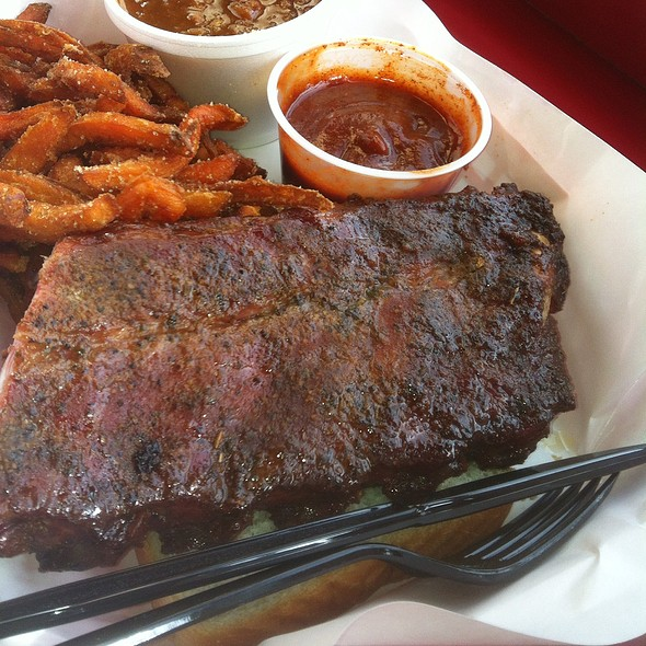 Barbeque Ribs @ Pappy's Smokehouse