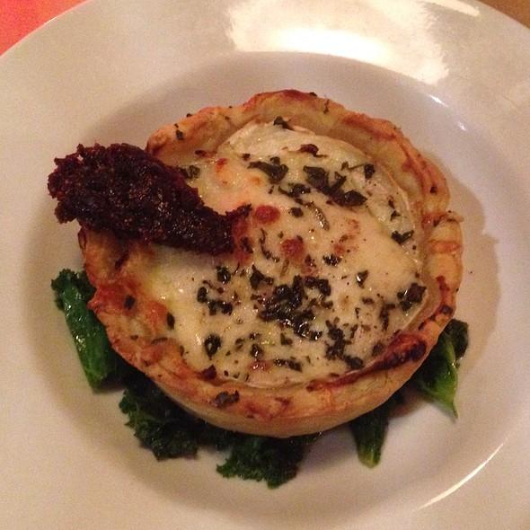 Turnip Tart - Cafe Malta, Austin, TX