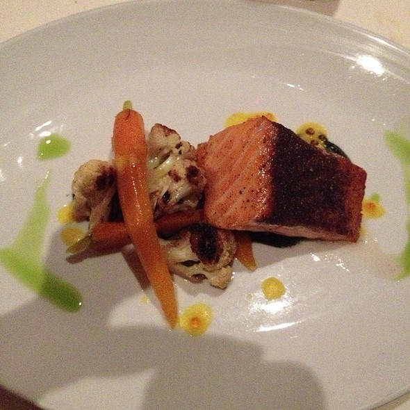Salmon - Equinox - DC, Washington, DC