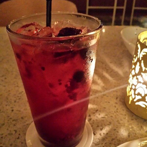 Berry Lemonade @ Rocket Room