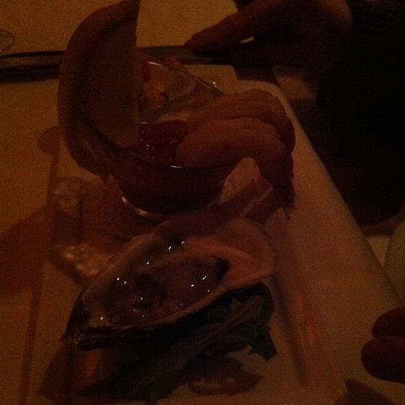 Mini Shellfish Sampler - Capitol ChopHouse, Madison, WI