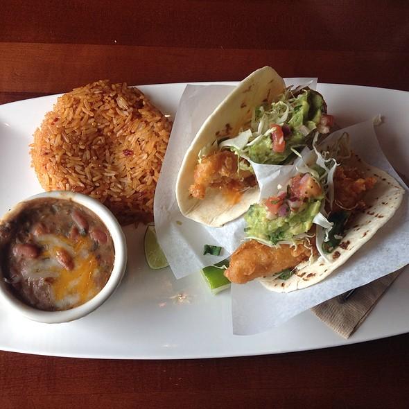 Yard house denver menu denver co foodspotting for Fish taco menu