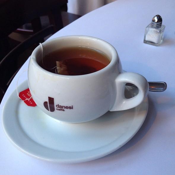 Hot Tea - Serafina - Philadelphia, Philadelphia