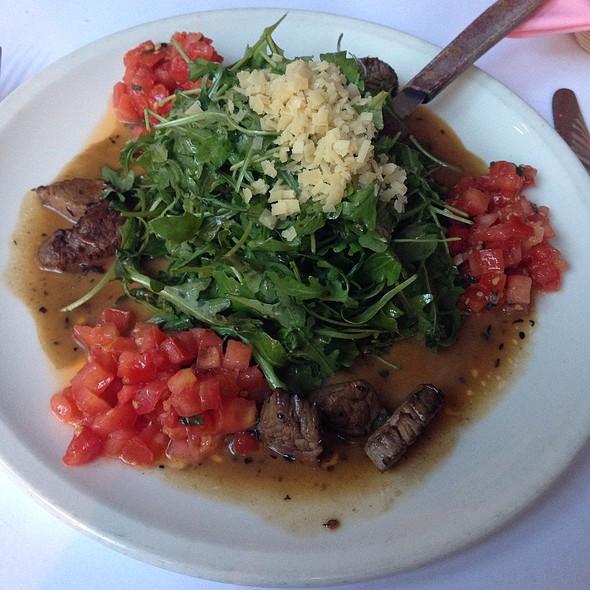Arugula E Filetto Salad - Serafina - Philadelphia, Philadelphia