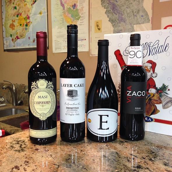 Wine Tasting Bar @ Mission Wine and Spirits