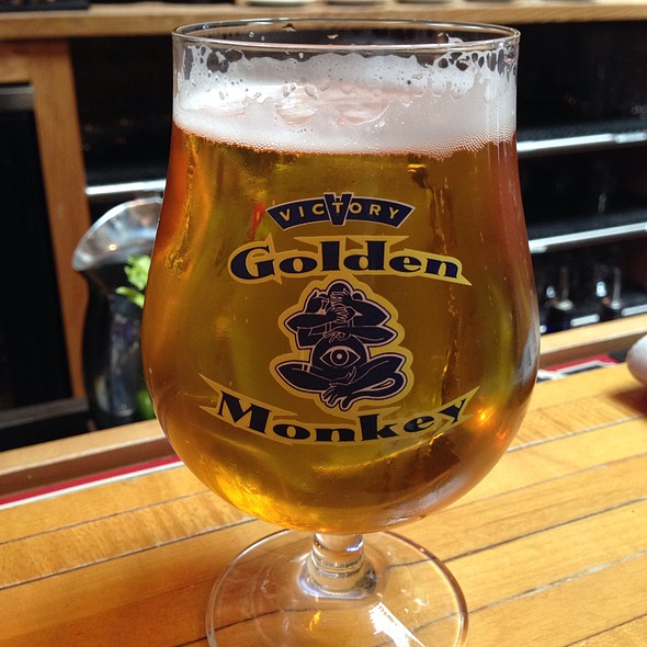 Golden Monkey Tripel Ale