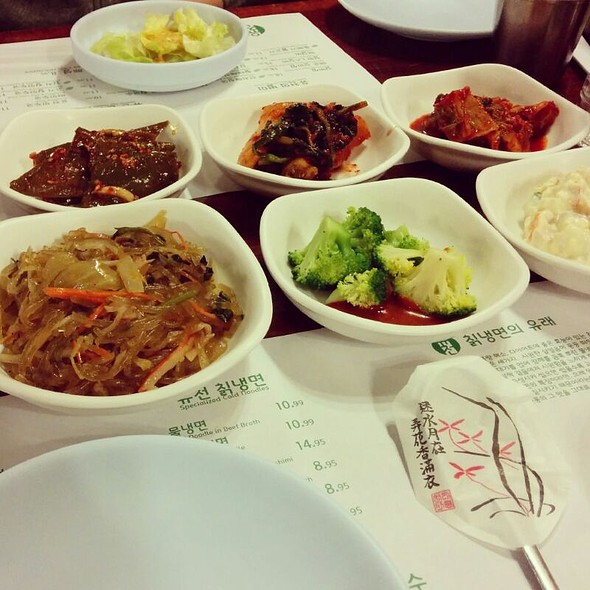 Banchan (Side Dishes) @ You Chun Restaurant