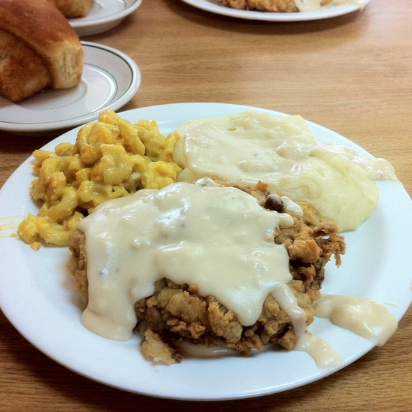 Chicken Fried Steak @ Nelson's Ranch House