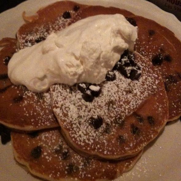 Chocolate Chip Pancake @ Original Pancake House