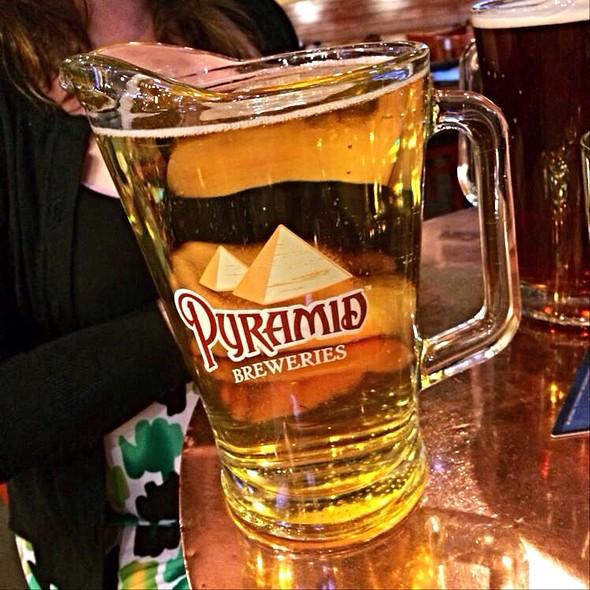 Apple Cider @ Pyramid Brewery & Alehouse