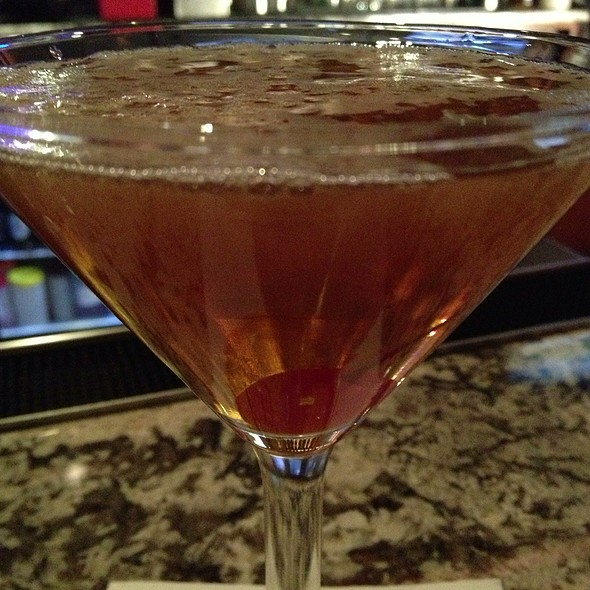 Maker's Mark Manhattan