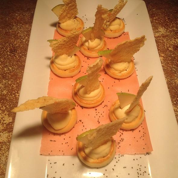 White Truffel Mousse - Osteria D' Assisi, Santa Fe, NM