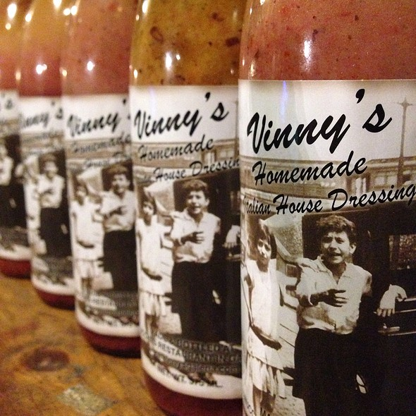 Vinny's Salad Dressing - Vinny Vanucchi's 'Little Italy' - Dubuque, Dubuque, IA