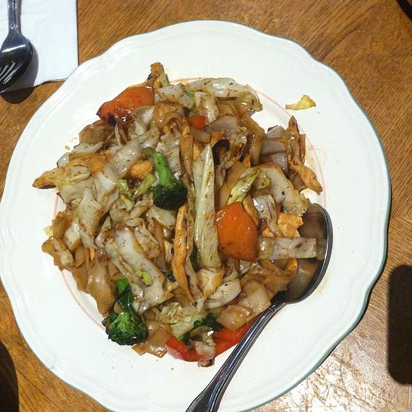 Pad Kee Mao. @ Khobkoon Thai Cuisine