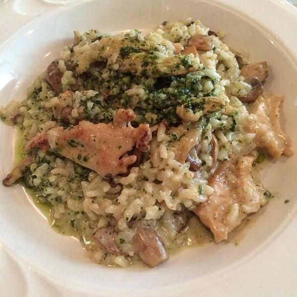Rissoto Con Pesto - Spasso Italian Grill - Philadelphia, Philadelphia, PA
