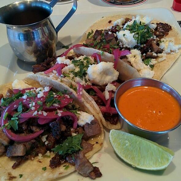 Prime Rib Tacos @ Grand Street