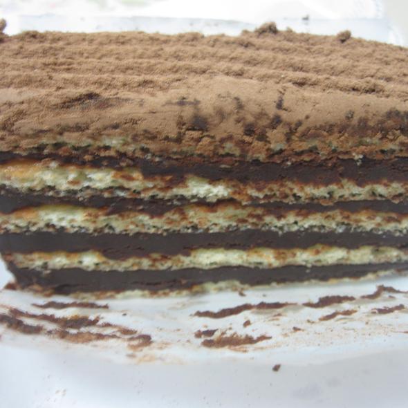 Bolo De Chocolate @ Mignon Chárika
